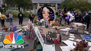 Live: Protests After No Homicide Charges For Officers In Breonna Taylor Death | NBC News