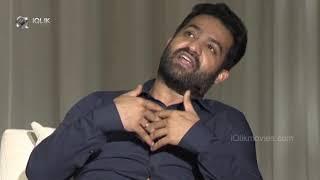 JR NTR & Trivikram Srinivas Dasara Special Interview