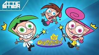 THE FAIRLY ODDPARENTS THEME SONG REMIX [PROD.  BY ATTIC STEIN]