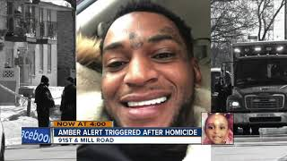 Amber Alert connected to deadly shooting on NW side