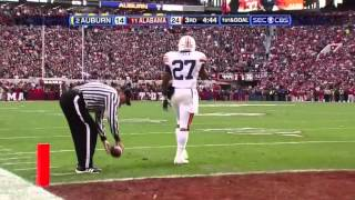 "2010 Iron Bowl - #2 Auburn vs #11 Alabama - ""The Camback"""