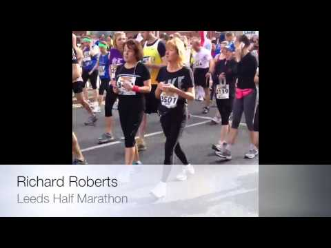 Richard Roberts Leeds Half Marathon 12th May 2013