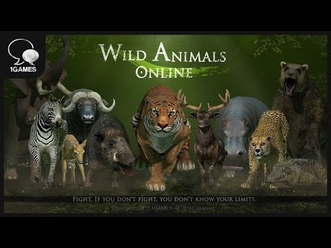 Fight, If you don't fight, you don't know your limits. Wild Animals Online(WAO)