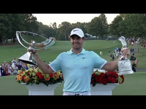 Highlights   Rory McIlroy wins it all at the TOUR Championship
