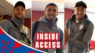 """""""We're Back!"""" 
