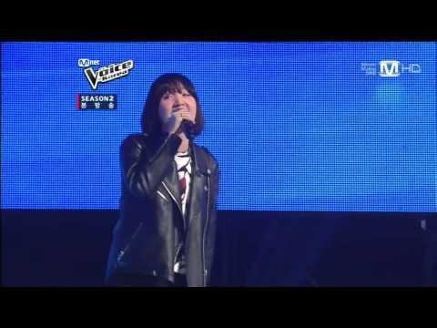 보이스코리아 시즌2 - [Mnet 보이스코리아2_EP.2] 이소리-없어