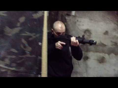 GORAN STJEPANOVIC - Tactical Training for Film