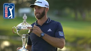 Dustin Johnson's highlights Rounds 1-4   RBC Canadian Open 2018
