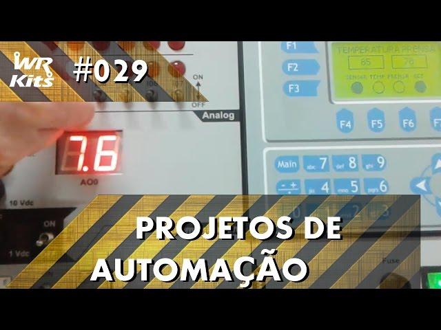CONTROLE DE PRENSA TÉRMICA COM CLP ALTUS DUO Projetos de Automação 029