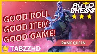 TABZZ DOTA CHESS | GOOD ROLL GOOD ITEM GOOD GAME BUT NOT EASY!