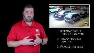 Prepared Dad Smokes Carjacker | Active Self Protection