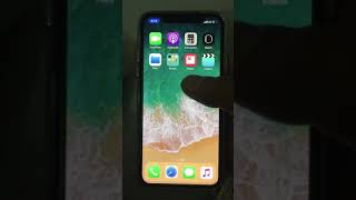 iPhone X ghost touching issue. مشكلة في شاشة ايفون اكس -