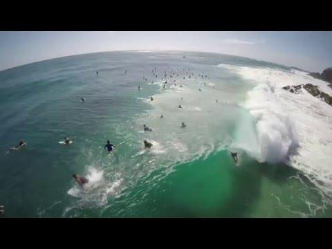 Snapair presents drone footage of Gold Coast