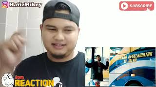 Tayo Versi HipHop | Ecko Show (REACTION) By Hafiz Mikey