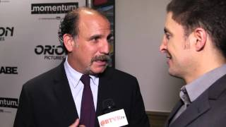 "Nick Sandow at ""The Wannabe"" Premiere with Arthur Kade"