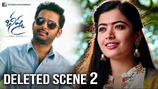 Bheeshma deleted scene 2- Nithiin, Rashmika Mandanna..