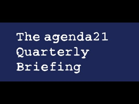 The agenda21 Quarterly Briefing