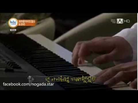 EXO 백현 & BTOB 육성재~ 같은노래, 다른느낌