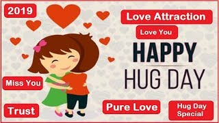 Happy Hug Day Status | Trending Whatsapp Status | 12 February 2019