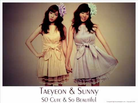 SNSD Sunny and Taeyeon- It's Love