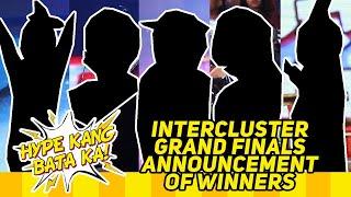Hype Kang Bata Ka: Intercluster Grand Finals Announcement of Winners | October 13, 2018