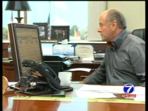 Roland Manarin on KETV 8/8/2011