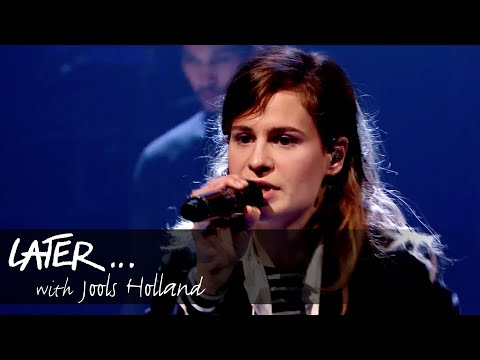 Christine and the Queens - Tilted / I Feel For You - Later... with Jools Holland - BBC Two