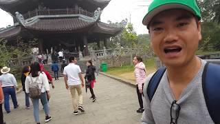 Tháp Chuông giữ kỷ lục nhiều cái độc Nhất ở chùa Bái Đính Ninh Bình #hnp