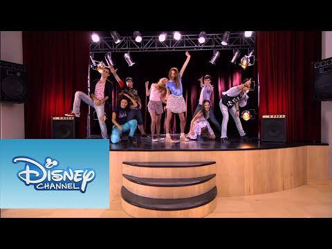 Violetta: Momento musical - Los chicos bailan ¨Tienes el talento¨