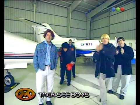 Los Tack See Boys, parodia de los Backstreet Boys - Videomatch