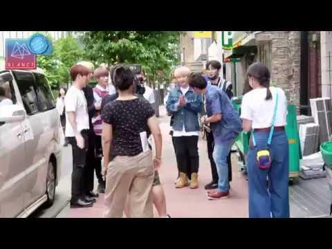 [BLANC7] 블랑세븐 일본 방송 촬영하던날! Behind