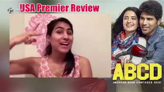 ABCD Movie USA Premiere Review