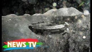 Bánh xe 300 triệu năm là của người ngoài hành tinh?