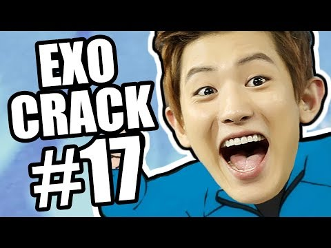 EXO CRACK #17.0 (Chanyeol on ice)