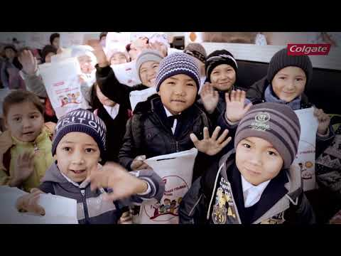 1 Billion Children Reached Through Colgate Bright Smiles, Bright Futures®