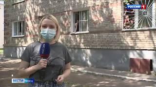 В Ленинском округе на карантин закрыли общежитие