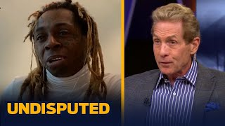 Lil Wayne shares his personal experience with police, talks Packers and return of NBA | UNDISPUTED