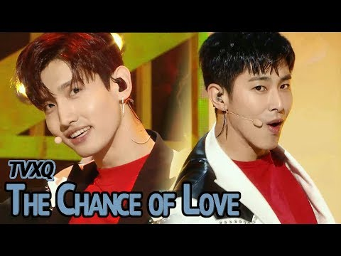 [Comeback Stage] TVXQ - The Chance of Love, 동방신기 - 운명 Show Music core 20180331