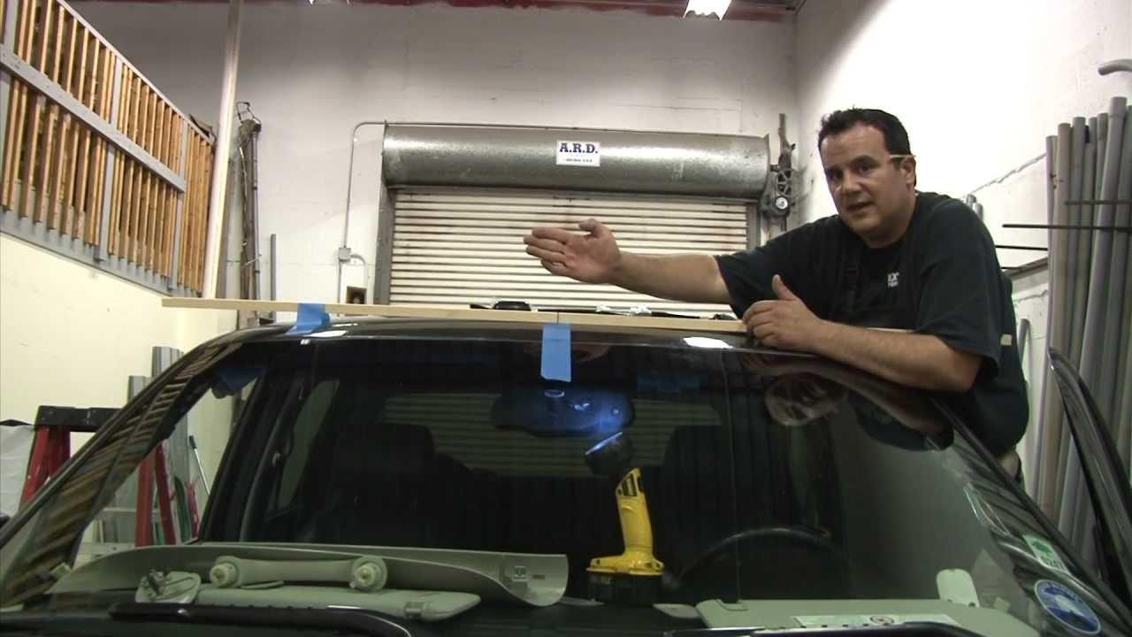 Recon Cab Roof Light Install Chevy Silverado Gmc Sierra