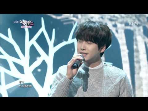 [HIT] 뮤직뱅크-규현(Kyu Hyun) - 광화문에서(At Gwanghwamun).201411114