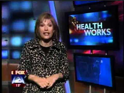 VAP Test Accurate Cholesterol Test - WJBK FOX Detroit with Lila Lazarus