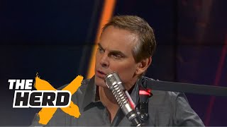 Whitlock responds to criticism of his leadership | THE HERD