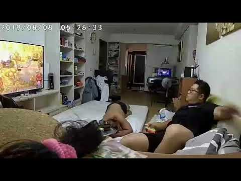 88大地震 本燙昏迷 被拖走 監視器畫面 悲劇發生