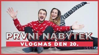 A Cup of Style - VLOGMAS Den 20.   Ikea a první nábytek?! - Zdroj:
