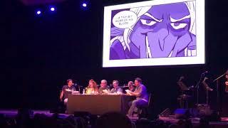 The Adventure Zone Live Reading - Magic Brian Boss Battle