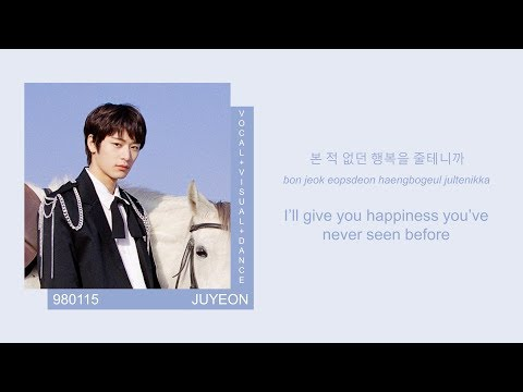 THE BOYZ (더보이즈) - GET IT (Color coded HAN/ROM/ENG Lyrics/가사)