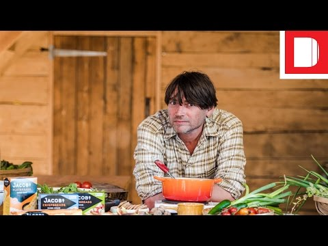Alex James On His New Role As Jacob's Cracker's Chief Taste Curator