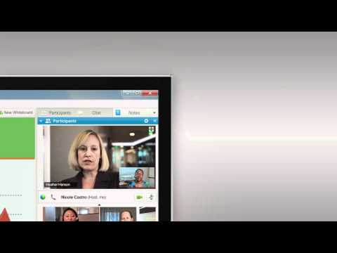 Cisco: WebEx High Quality Demo