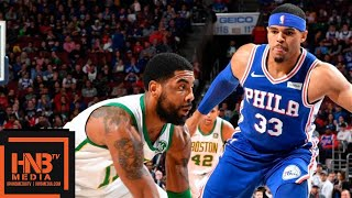 Boston Celtics vs Philadelphia Sixers Full Game Highlights | March 20, 2018-19 NBA Season