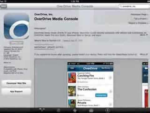 eBooks OverDriveApp December2013